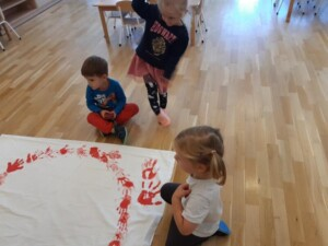 malowanie teczy